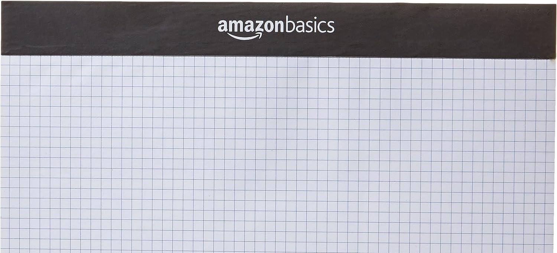 2 pezzi Blocco di carta a quadretti 20,5 x 22,7 cm Basics