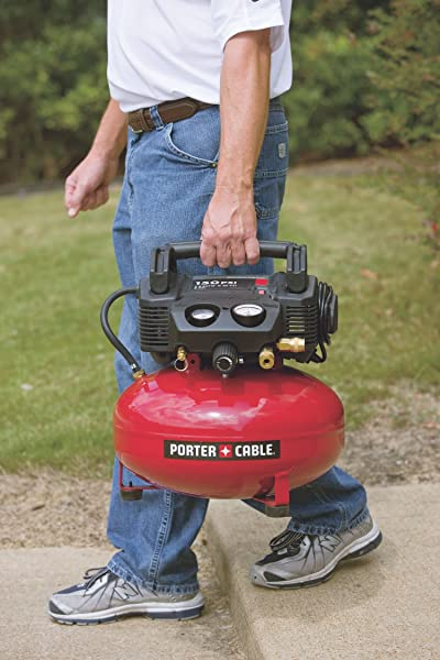 PORTER-CABLE C2002 is one of the best pancake air compressors on the market