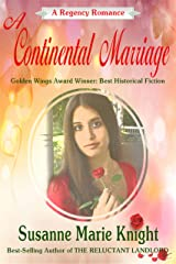 A Continental Marriage Kindle Edition