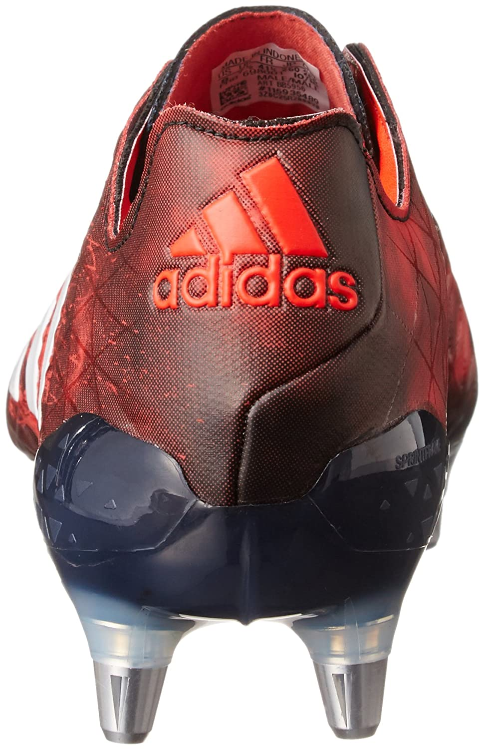 promo code b54b2 dff40 Amazon.com   adidas SS17 Kakari Light SG Rugby Boots   Rugby