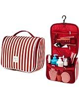 FLASH SALE! Hanging Toiletry Bag - Large Capacity Travel Bag for Women and Men - Toiletry Kit, Cosmetic Bag, Makeup Bag - Travel Accessories