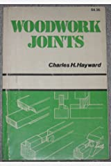 Woodwork Joints Paperback