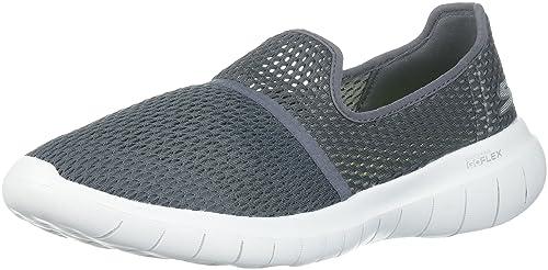 c6a4c6cd2c084 Skechers Women's Go Flex Max Loafer: Amazon.co.uk: Shoes & Bags