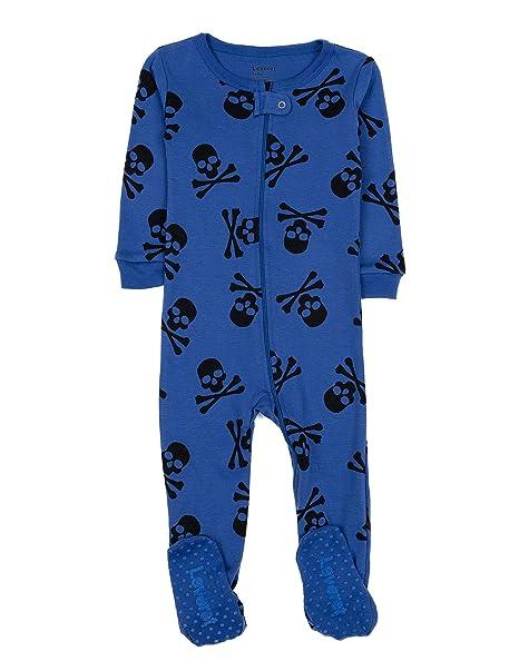 6 Months-5 Toddler Leveret Baby Boys Footed Pajamas Sleeper 100/% Cotton Kids /& Toddler Owl Pjs