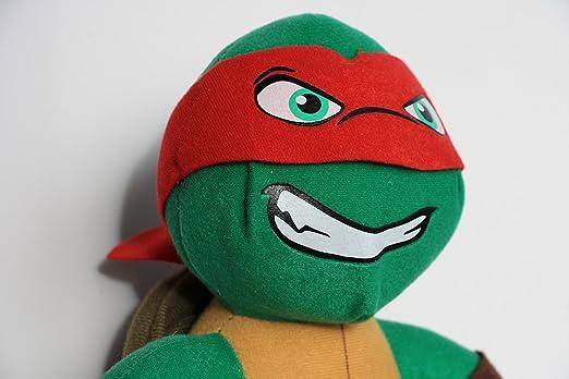 Raphael 25cm Peluche Muñeco Tortuga Roja Raph Las Tortugas ...