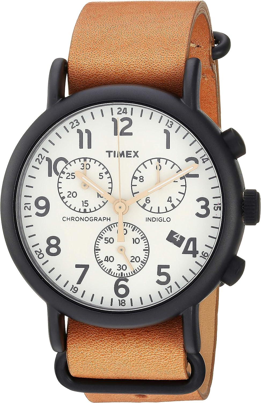 Timex Reloj para Unisex de Cuarzo TW2P624009J