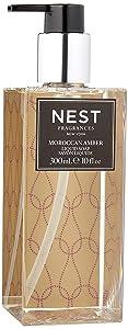 NEST Fragrances Scented Liquid Hand Soap- Moroccan Amber , 10 fl oz
