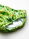 FINIS Swim Diaper Turtle Green M Swim Diaper