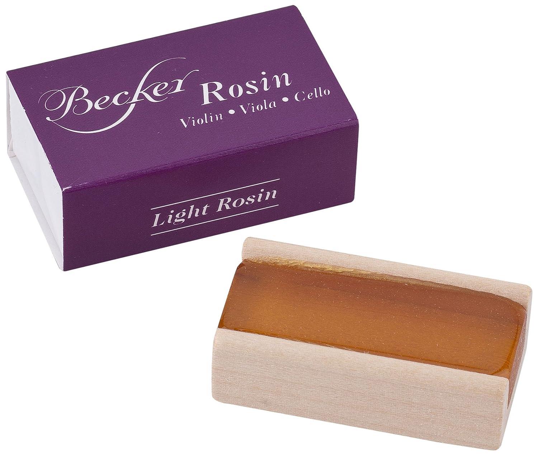 Becker 9387 Light Rosin