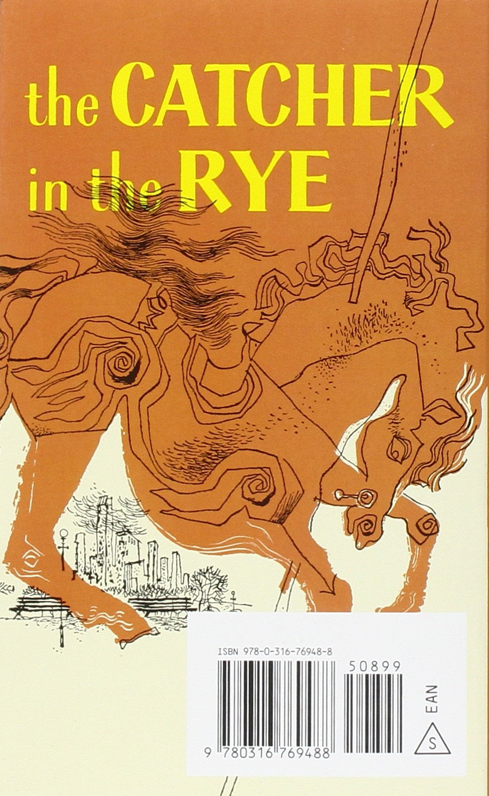 The catcher in the rye (Roman): Amazon.es: Salinger, J.D.: Libros ...
