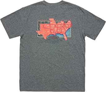 Southern Marsh The South River Route Collection Tee