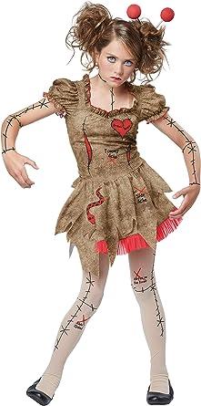 Large Rubies Voodoo Boy Childs Costume