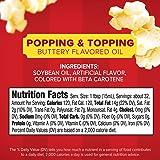 Orville Redenbacher's Popping & Topping Buttery