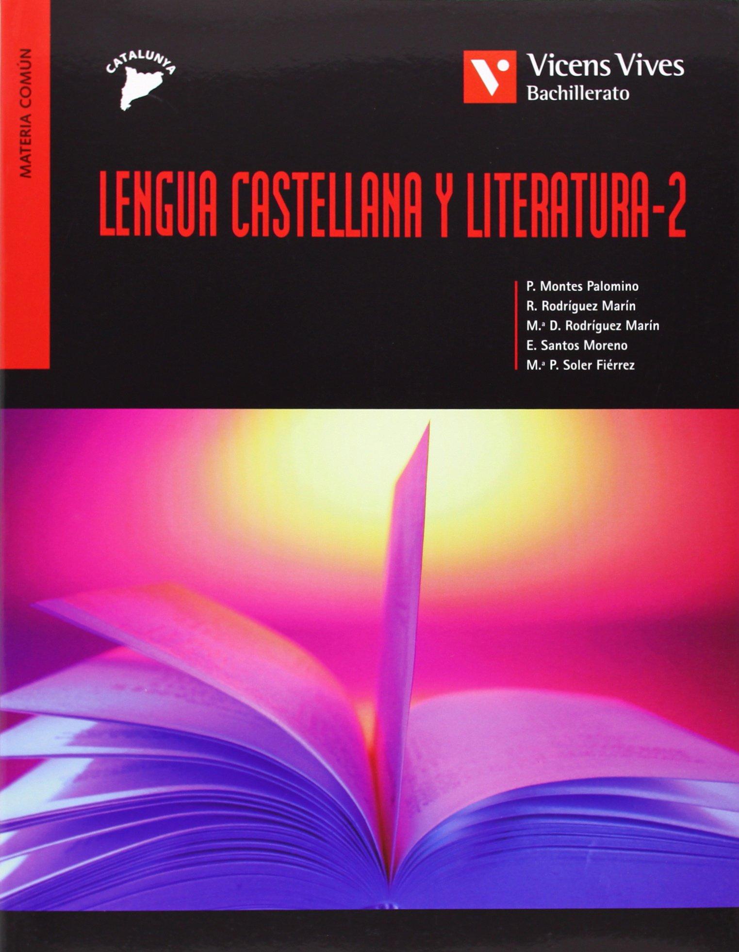 Lengua Castellana Y Literatura 2 Catalunya - 9788431692285: Amazon ...