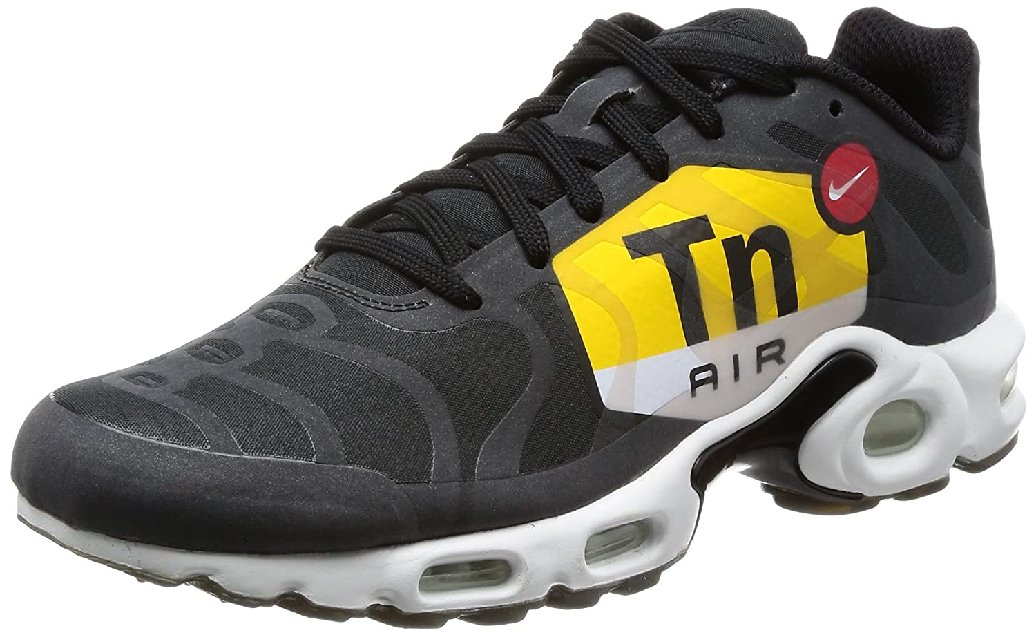 check out 65ee1 7e7c8 Amazon.com  Nike Air Max Plus NS GPX Mens Running Trainers Aj0877 Sneakers  Shoes  Athletic