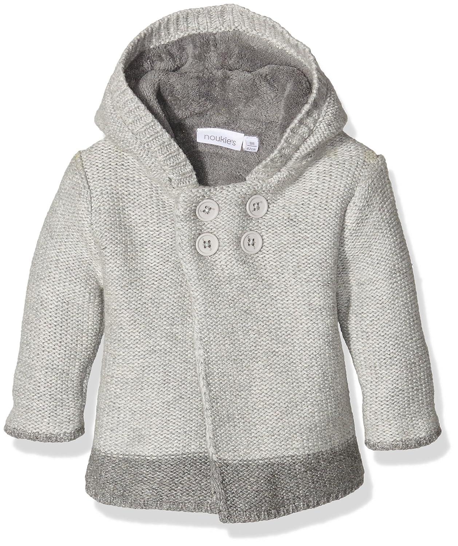 1c445124c3b24 Noukies Z6500 - Combinaison - Uni - Mixte bébé - Gris - FR  6 mois (Taille  fabricant  6 mois)  Amazon.fr  Vêtements et accessoires