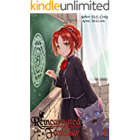 Reincarnated as a Familiar Volume 1 (Light Novel) book cover