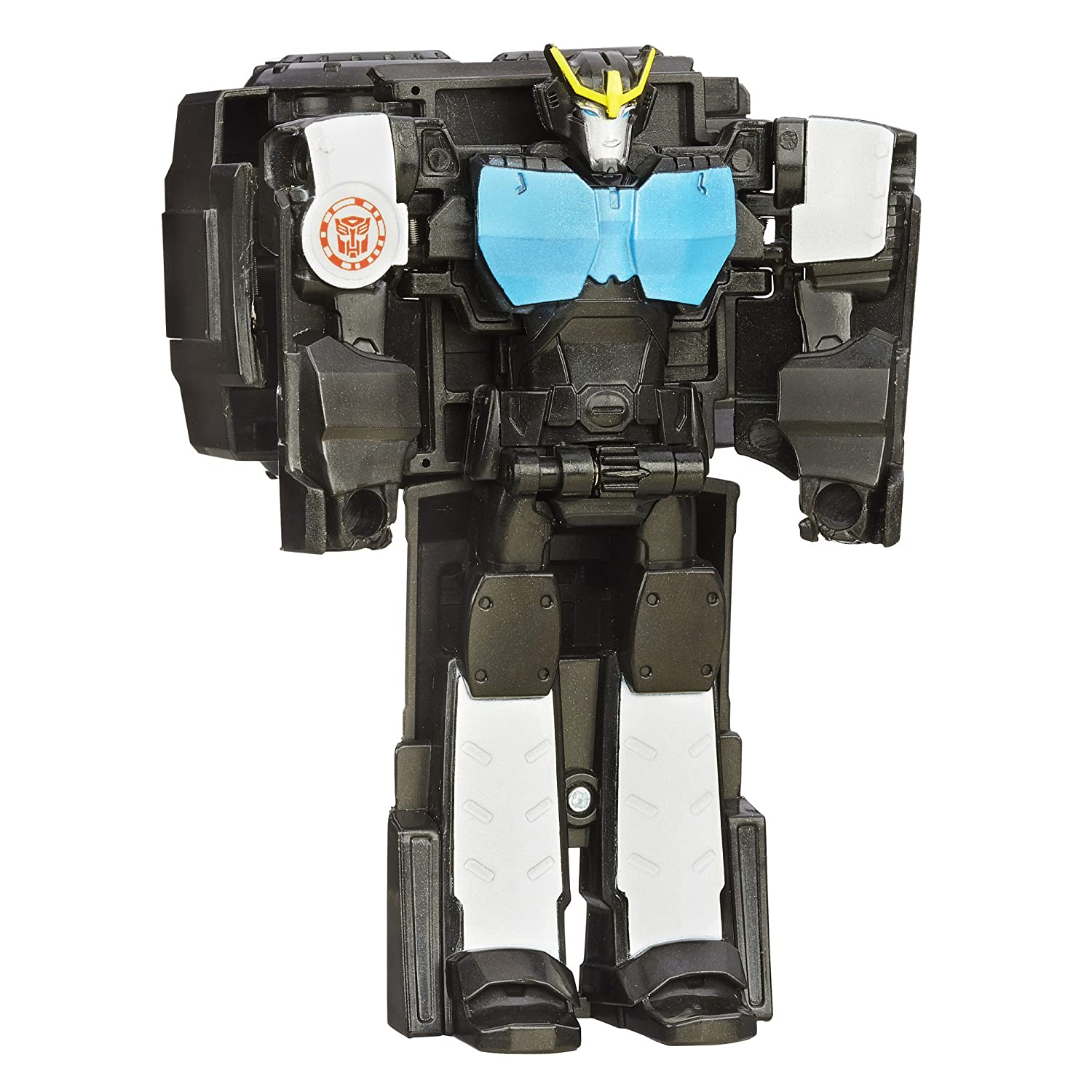 Transformers Robots in Disguise 1-Step Changers Patrol Mode Strongarm Figure Hasbro B3048AS0