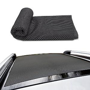 Siivton Protector tipo alfombra para el techo del coche, multifunción, alfombrilla antideslizante de goma de 36cm x 39cm. …