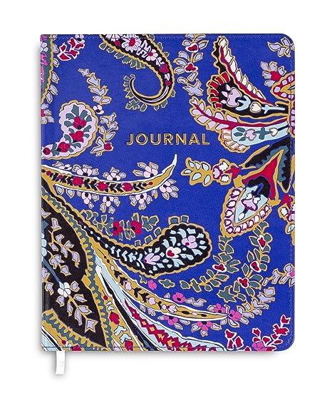 Amazon.com   Vera Bradley Large Leatherette Journal a3b126cb8bad4