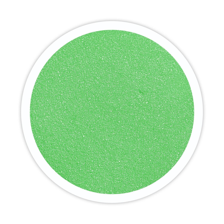 Sandsational Lime Green Unity Sand~1.5 lbs (22 oz), Lime Colored Sand for Weddings, Vase Filler, Home Décor, Craft Sand