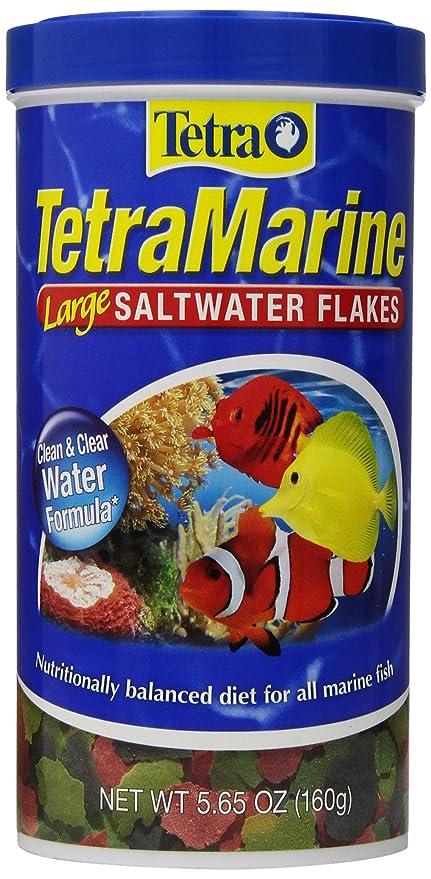 Tetra TetraMarine Large Saltwater Flakes for all Marine Fish