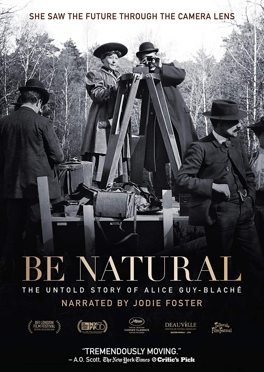 Amazon.com: Be Natural: The Untold Story of Alice Guy-Blache: Alice Guy  Blache, Richard Abel, Pamela B. Green: Movies & TV