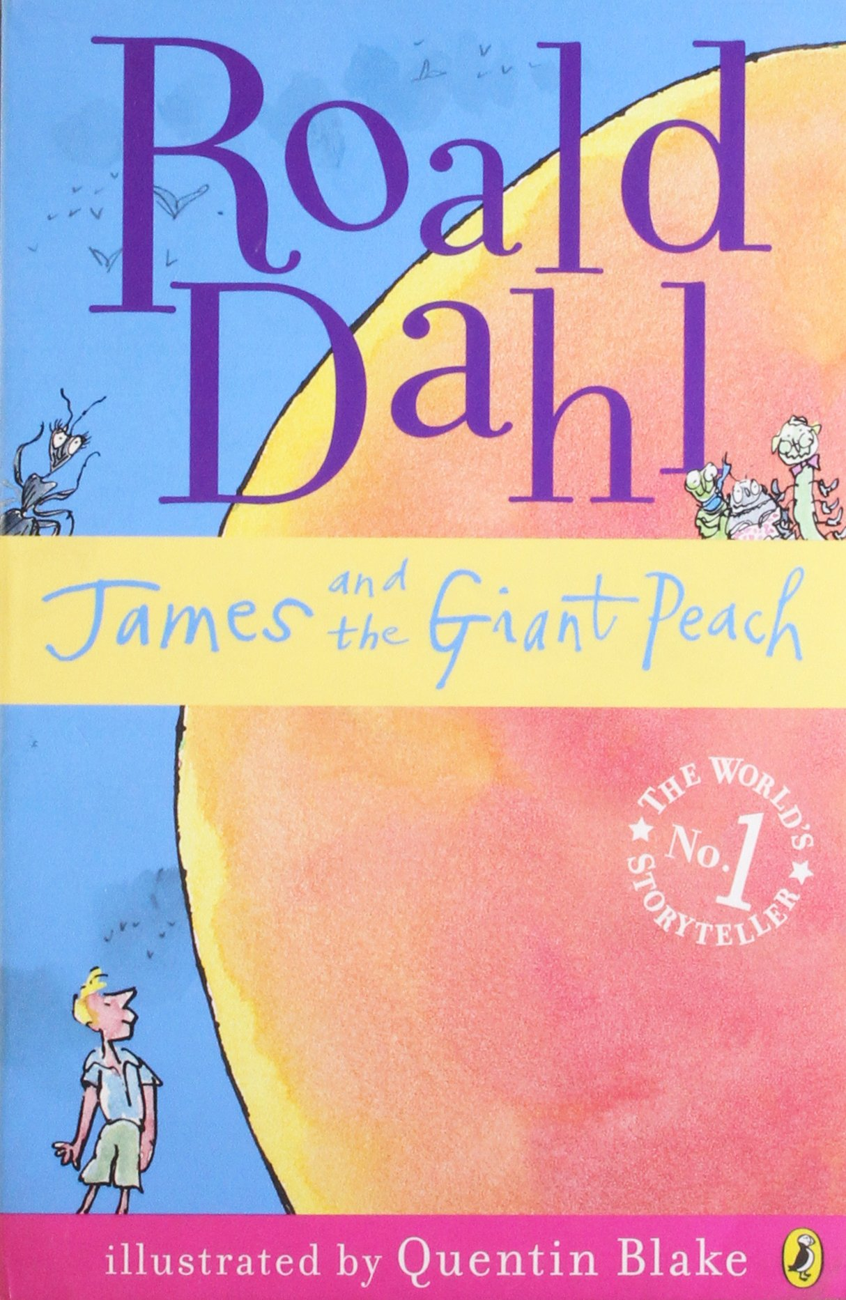 Image result for james and the giant peach book