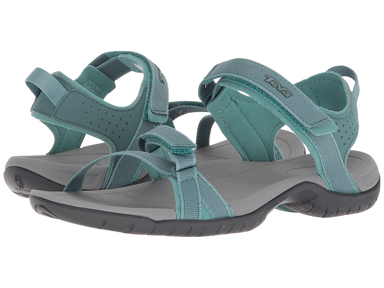 Teva Women's Verra Sandal B07C67TCJ6 40 M EU|North Atlantic