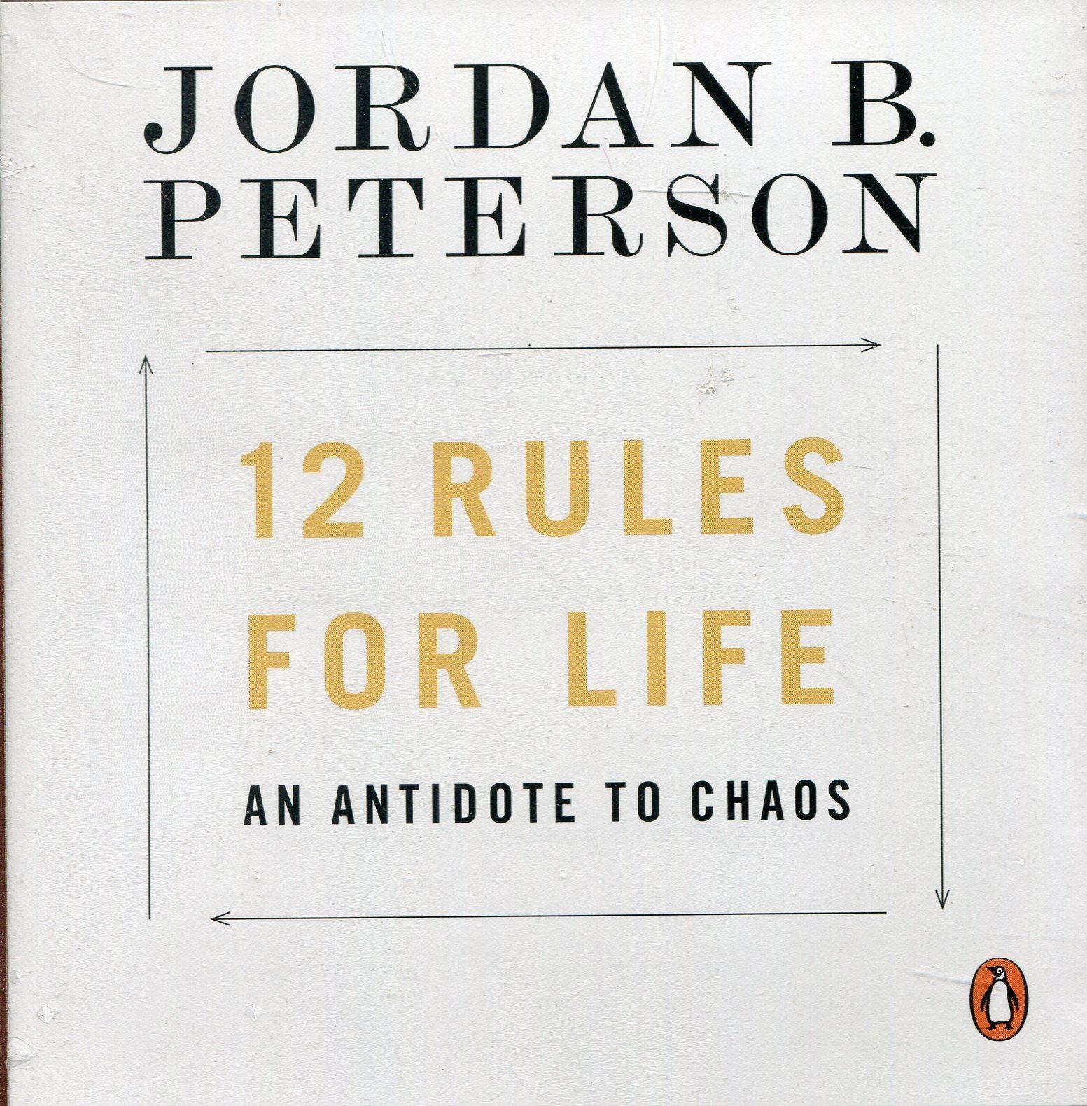 produkty wysokiej jakości 100% autentyczności buty temperamentu 12 Rules for Life: An Antidote to Chaos: Amazon.co.uk ...