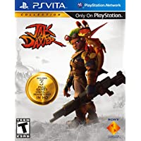 PS Vita Jak and Daxter Collection - PlayStation Vita
