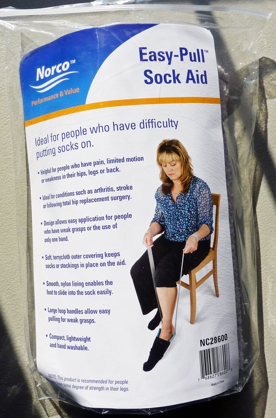 Norco Easy-Pull Sock Aid: Health & Personal Care