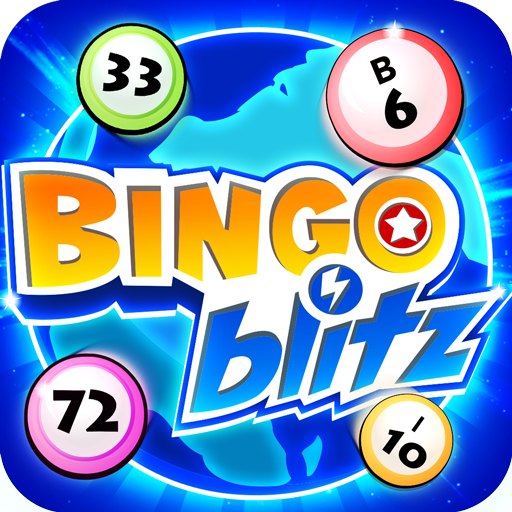BINGO BLITZ: Play Free Bingo games (Best Chat Rooms For Android)