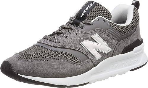 New Balance Damen 997H Sneaker, schwarz