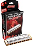 Hohner 1896BX-D Marine Band, Key Of D Major