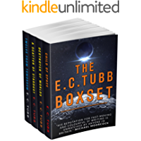 The E C Tubb Boxset