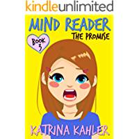 MIND READER - Book 3: The Promise: (Diary Book for Girls aged 9-12)