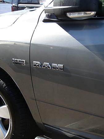 Emblem,OEM Mopar NEW 2009-2016 Dodge RAM Grille Nameplate