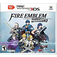 Fire Emblem Warriors New Nintendo 3DS