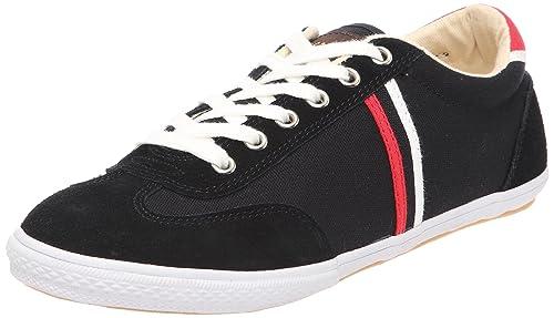El Ganso Tennis Gold - Zapatillas de Tela para Hombre, Color Negro, Talla 40: Amazon.es: Zapatos y complementos