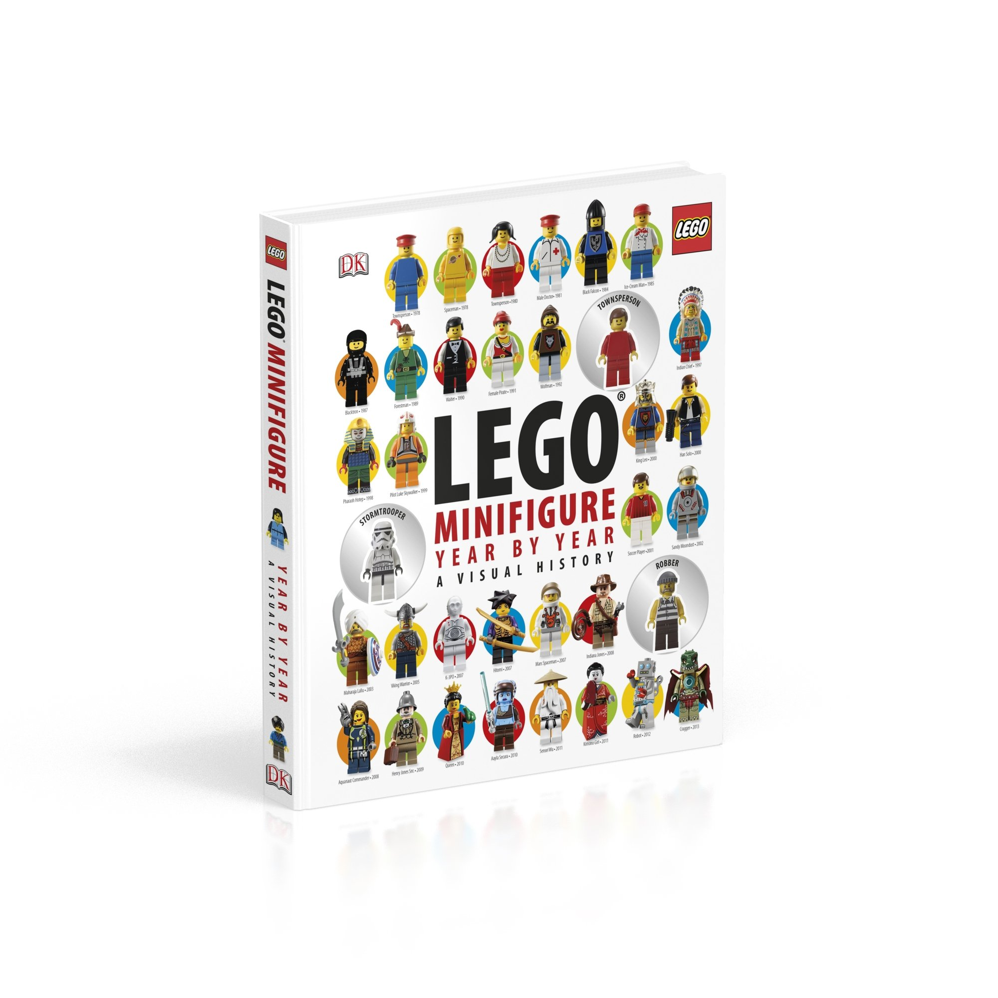 LEGO® Minifigure Year by Year A Visual History: With 3 Minifigures Dk Lego: Amazon.es: DK, Gregory Farshtey, Daniel Lipkowitz: Libros en idiomas extranjeros