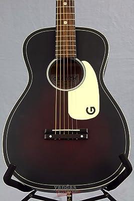 Gretsch Guitars Jim Dandy Flat Top Acoustic Guitar review