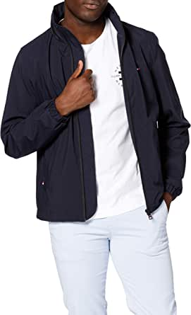 Tommy Hilfiger Stand Collar Jacket Chaqueta para Hombre