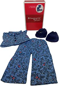 """American Girl Molly's Write to Sleep Pajamas for 18"""" Dolls (Doll Not Included)"""