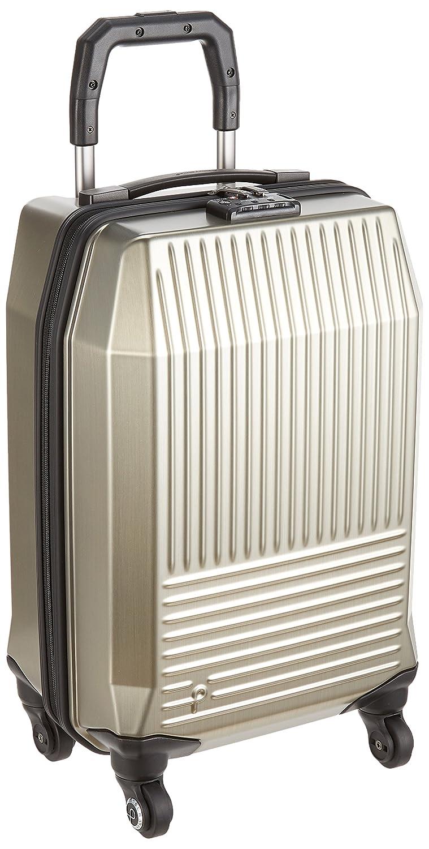 [プロテカ] スーツケース 日本製 フリーウォーカーD LTD サイレントキャスター 保証付 31L 49 cm 3.2kg B0766RPZYZ シャンパンゴールド