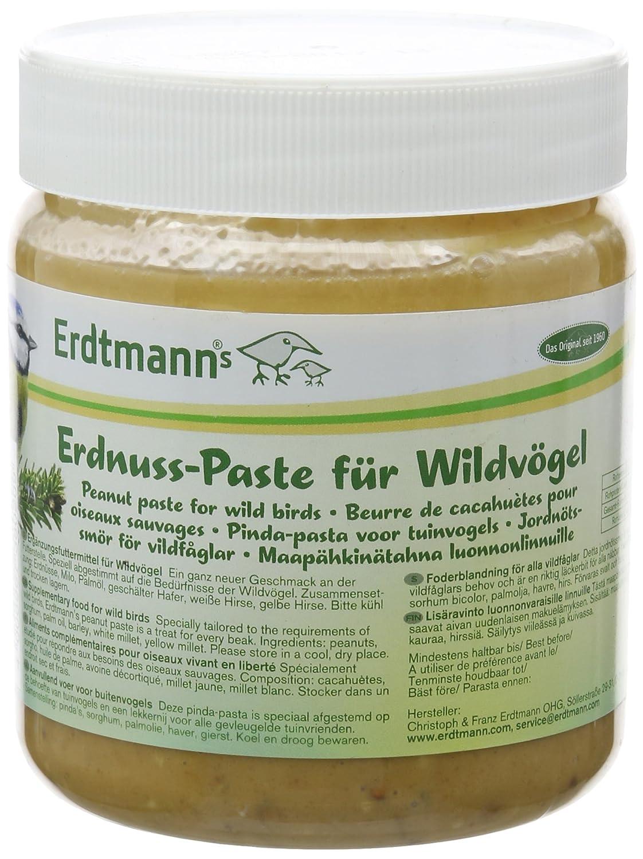 Erdtmann Peanut Paste, 500 g