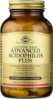 Solgar 40+ Acidophilus Avanzado Cápsulas vegetales - Envase ...