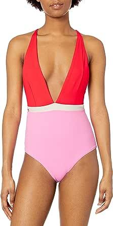Maaji Women's Cheeky Coverage Bikini Bottom