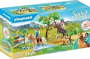Playmobil Spirit Riding Free River Challenge