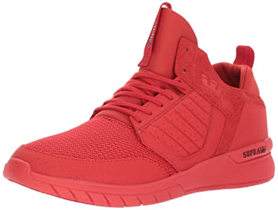 Method, Basses Homme - Rouge - Rot (Red-Red)Supra